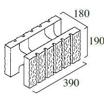 型枠ラインストーン150-5L両面-基本
