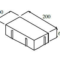 N型 50個/m²