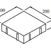W型 25個/m²