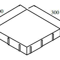 C型 11.1個/m²