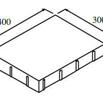 D型 8.4個/m²